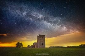 knowlton Church Milky Way
