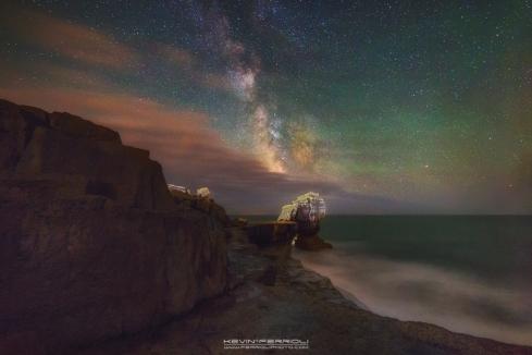 Pulpit Rock Milky Way