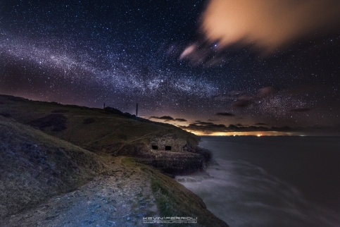 Durlston Country Park Milky Way