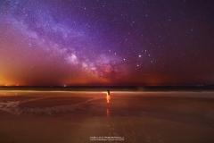 Branksome Beach Milky Way