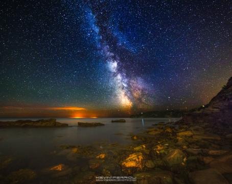 Peveril Point Milky Way Swanage