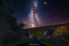 Corfe Milky Way