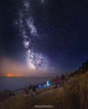 One of the Astrophotography Workshops