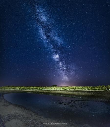 Studland Milky Way