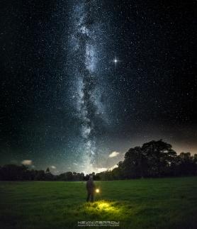 Wareham Forest Milky Way