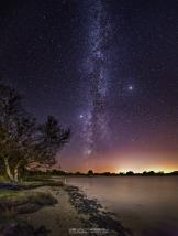 Bramble Bush Bay Milky Way