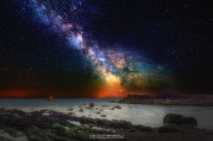 Man 'O War Milky Way