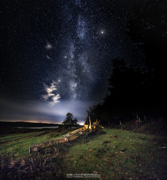 Hampshire Milky Way