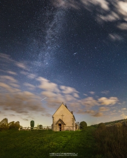 St Hubert's Church Milky Way
